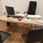 Arredamento Ufficio In Legno Di Recupero (XN-UFF001)