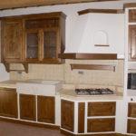 Cucina In Finta Muratura (PP-CFM041)