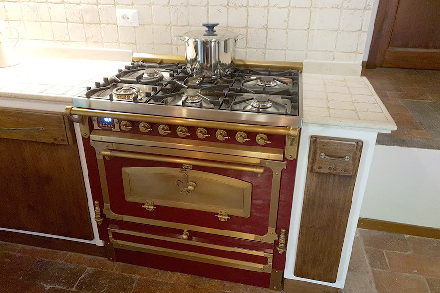 Cucina In Finta Muratura (PP-CFM044)