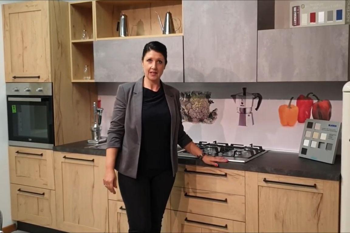 Cucina Industrial Chic In Offerta A 4500€ Invece Di 6500€