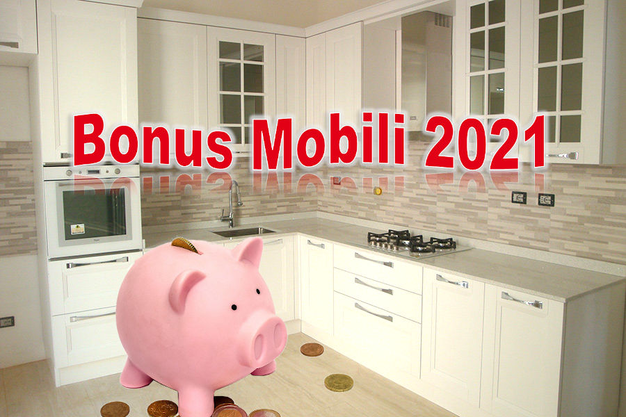 Arreda la tua casa con il Bonus Mobili 2021